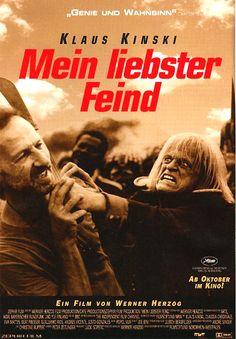 Werner Herzog, Klaus Kinski Mein liebster feind.