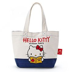 Sanrio Hello Kitty mini tote bag apple From Japan New    You can get more  details by clicking on the image.Note It is affiliate link to Amazon. c13c5896a6110