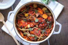 Mixed Mediterranean Vegetable Bake recipe on Food52