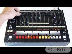 Yocto demo TR 808 clone