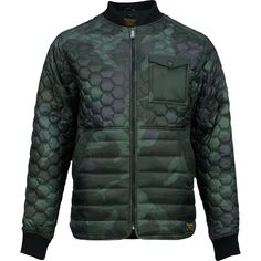Burton - Mallett Jacket - Men's - Beetle Derby Camo