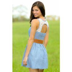 Spring Fling Dress - $44.00