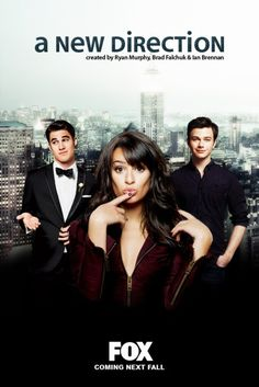 Would have been a great spinoff! Best three characters... #glee