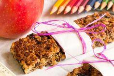 Tip na zdravou svačinu – domácí müsli tyčinky | Vím, co jím Dilema, Muesli, Healthy Recipes, Healthy Food, Mashed Potatoes, Muffin, Beef, Breakfast, Ethnic Recipes