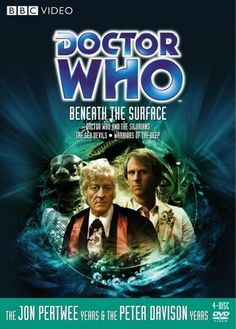 Doctor Who - Beneath The Surface (The Silurians / The Sea Devils / Warriors Of The Deep) $34.38