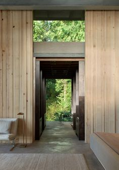 Starchitect Jim Olson spent 55 years renovating this breathtaking Puget Sound…