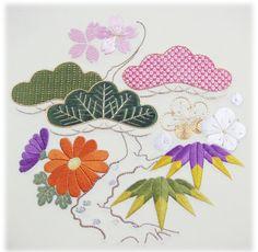 日本刺繍の技法