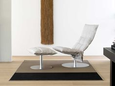 SWIVEL FABRIC ARMCHAIR SWIVEL K CHAIR K CHAIR COLLECTION BY WOODNOTES | DESIGN HARRI KOSKINEN