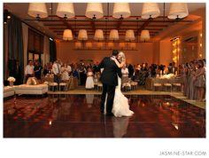 Tech Tips : Wedding Reception Lighting - Jasmine Star Photography