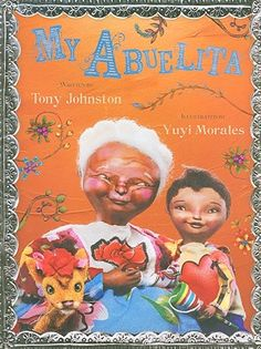 {Cinco De Mayo - Move, Eat, Draw, Learn with My Abuelita} We love this book about a grandmother that is a storyteller