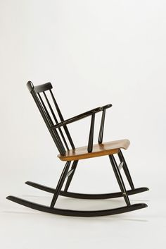Roland Rainer Rocking Chair - okay art