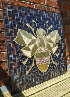Paintings prints design and commissions by Sue Scott Manchester Art, Painting Prints, Sculpture Art, Print Design, Mosaic, Bee, Collage, Artist, Honey Bees