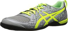 ASICS Womens Gel Fortius TR 2 Training Shoe Light GreyYellowPistachio 11 M US >>> Check this awesome product by going to the link at the image.