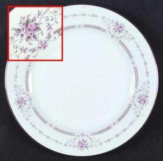 """Benton"" china pattern from Noritake. Good China, Fine China, Noritake, China Patterns, Dinner Plates, Good To Know, Dinnerware, Decorative Plates, Tableware"