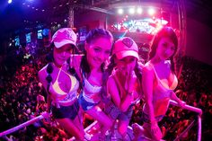 The team behind the popular live music pub, Zync Rangsit invited to another installment of the Kod Chae Party series. The event featured Young Ohm,. Girl Dj, Green Background Video, Walking Street, Live Music, Night Club, Presents, Invitations, Popular, Concert