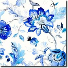 Capri Floral II - Loreth, Lanie