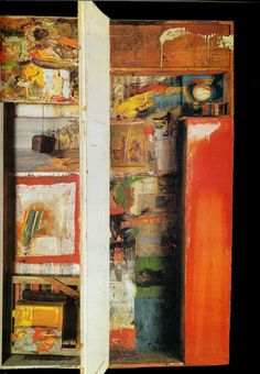Robert Rauschenberg, Interview, 1955  This is beautiful!