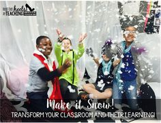 Spark Student Motivation: Classroom Transformation! Transform your classroom and your students' learning!