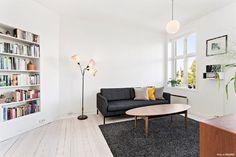 FINN – GRÜNERLØKKA Rålekker og påkostet 3-roms med attraktiv beliggenhet. Originale tregulv, HTH-kjøkken og vedovn.