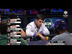 WSOP 2014 - The Big One For One Drop - Episode 1 http://www.allinlatampoker.com/el-big-one-for-one-drop-disponible-hoy-primer-capitulo-de-40-minutos/