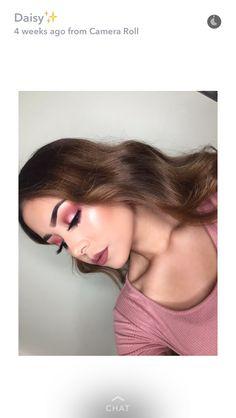Daisy Marquez makeup look