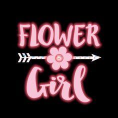 Glow In The Dark vinyl Flower Girl pink Pu custom design