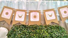 Tiernas ovejitas para Juana Baptism Party Ideas | Photo 2 of 11