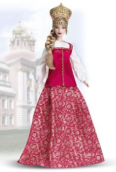 Princess of Imperial Russia™ Barbie® Doll