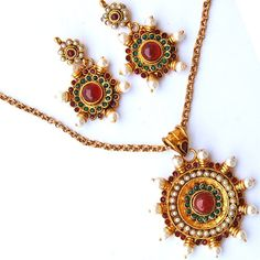 Lovely Pendant Set