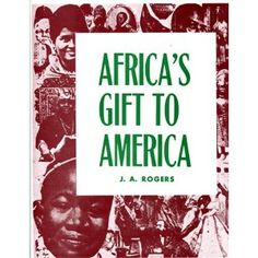 —Africa's Gift to America