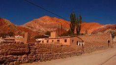 Quebrada de Humahuaca, província de Jujuy, Argentina.