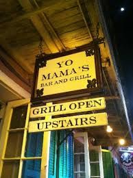 yo mama's new orleans - Google Search