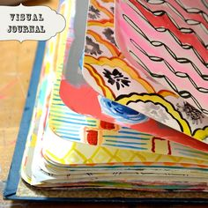 Really like the post.    Visual journal  by dispatchfromla.com 2013/02 whizzing-through-space