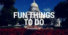 Looking for fun things to do in Madison? Fundreds has you covered with a list of over 75 exciting things to do. Never be bored again!