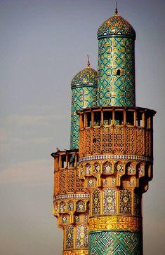 Imam Mosque Isfahan - UNESCO World Heritage Site.