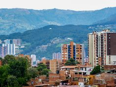 """""""For the good of my health, I had to make a change,"""" says expat Jennifer Enright of her decision to relocate to the Colombian city of Medellin. Cheapest Places To Live, Colombian Cities, Cost Of Living, Regrets, San Francisco Skyline, City, World, Travel, The World"""