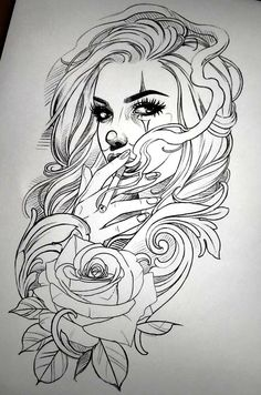 Tattoos Minus the eye scar and have a joint rather than a cig. Minus the eye scar and have a joint rather than a cig. Kunst Tattoos, Bild Tattoos, Body Art Tattoos, Tattoo Art, Tattoos Pics, Maori Tattoos, Nature Tattoos, Tattos, Small Tattoos