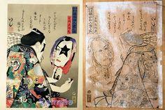 New ukiyo-e print from #KISS  - KISS(@KISSOnline) | Twitter