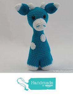 BabyGiraffe von der WollePlanet https://www.amazon.de/dp/B01NBN6VRB/ref=hnd_sw_r_pi_dp_Fh0Dyb9XT5DE8 #handmadeatamazon