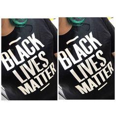 Black Lives Matter Shirt,Unisex BLM T-shirt Unisex Activist Movement... (25 BGN) via Polyvore featuring tops, t-shirts, unisex tees, unisex tops, tee-shirt, cotton t shirts and unisex shirts