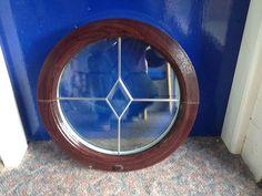 UPVC PVC Window plastic Round arched circular double glazed Windows in Home, Furniture & DIY, DIY Materials, Windows & Window Accessories   eBay