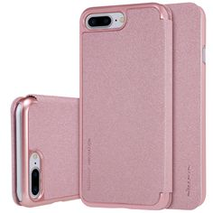 case for iphone 7 plus cover NILLKIN Sparkle PU leather case flip cover hard PC back cover for iphone7 plus case cover 5.5 inch