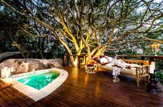 Book your stay at Belgrace Boutique Hotel in White River, South Africa. Great Places, Places To Go, Romantic Places, Private Room, Romantic Getaways, Jacuzzi, Perfect Place, Australia, Outdoor Decor
