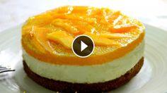 No Bake Mango Cheesecake - Recipe