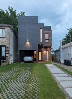 Totem House by RZLBD  www.designdaily.us