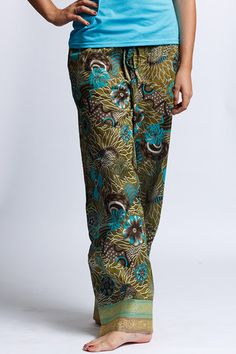 Punjammies- made by women rescued from human trafficking (International Princess Project). Click on the pic to grab a pair of these cute pajama bottoms!
