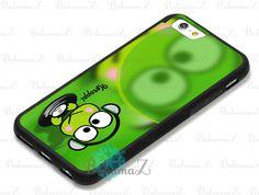 Motif Keroppi Dj vert iPhone 6 Case Cover