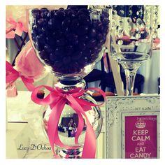 Elegante mesa de Dulces para tus eventos