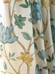 Curtains: Pondicherry DOPNPO201