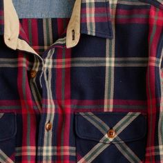jcrew flannel...naturally i want it